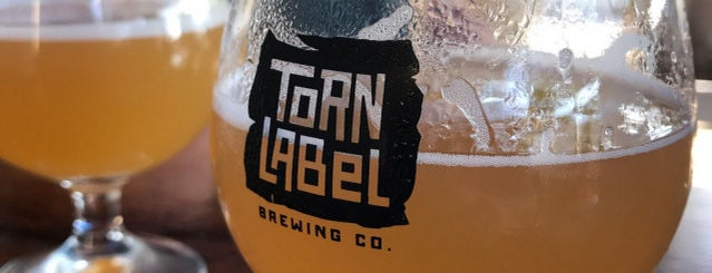 Torn Label Brewing Company is one of Kansas City.