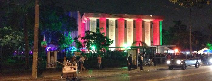 Museu da Imagem e do Som (MIS) is one of Coolplaces São Paulo.
