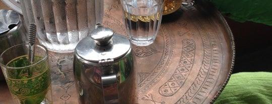 Casablanca Cafe is one of Lugares favoritos de Ben.