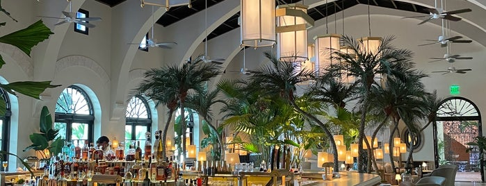 The Surf Club Restaurant is one of MIAMI.