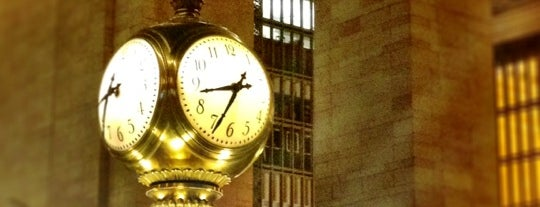 Grand Central Terminal is one of NYC & Long Island.