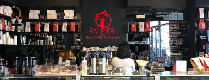 Palmieri Cafe is one of Michael 님이 좋아한 장소.