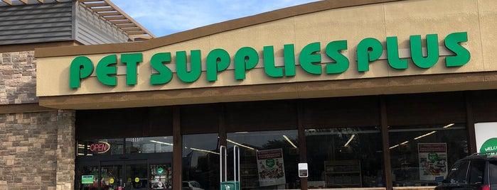 Pet Supplies Plus is one of Posti che sono piaciuti a Tammy.