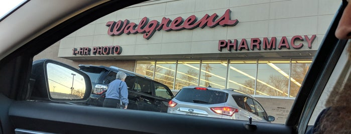 Walgreens is one of Heather's Liked Places.