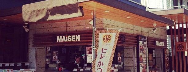 Tonkatsu Maisen is one of japan.