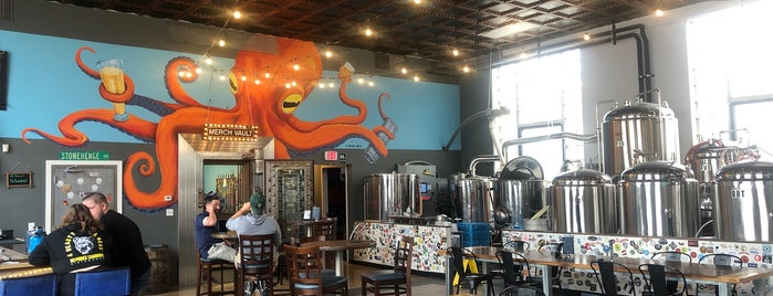 Manskirt Brewery is one of New Jersey Breweries.