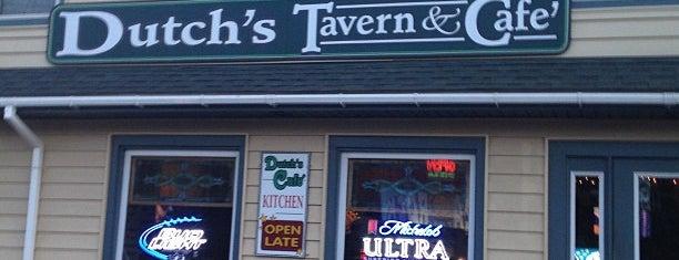 Dutch's Tavern is one of Matt : понравившиеся места.