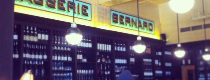 Brasserie Bernard is one of Montreal.