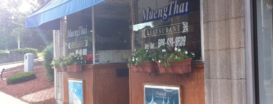 Mueng Thai Restaurant is one of Marlboro.