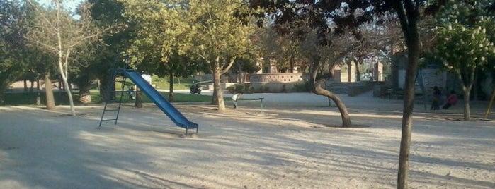 Parque Violeta Parra is one of Parques.