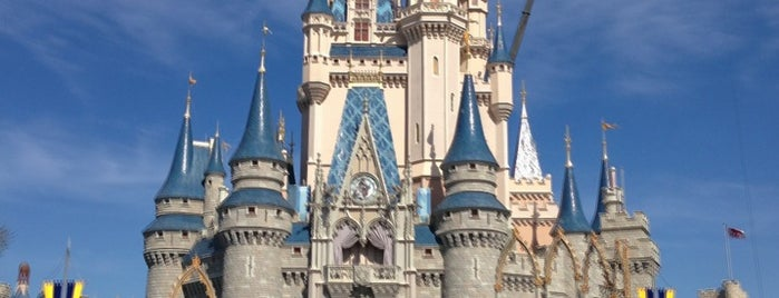 Fantasyland is one of Top Orlando spots.