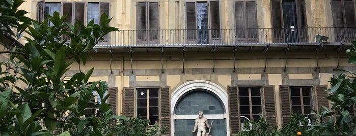 Palazzo Medici-Riccardi is one of Bella Italia.