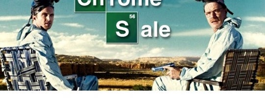 CHROME is one of Freaker USA Stores Southwest.