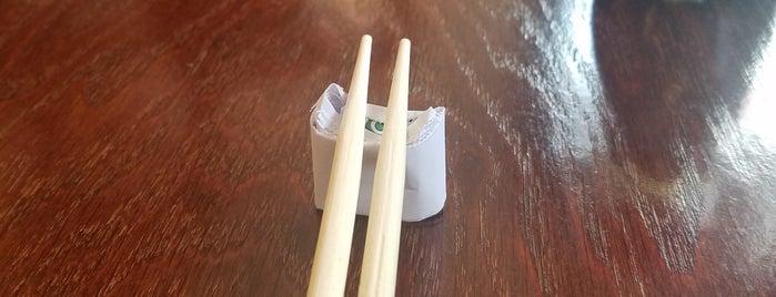 Oma Sushi is one of Tempat yang Disukai Tara.