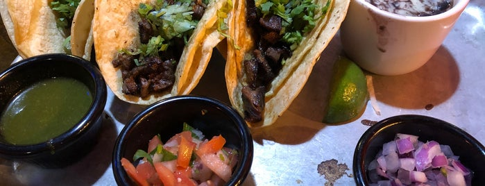 la hacienda mexican grill is one of Super's Liked Places.