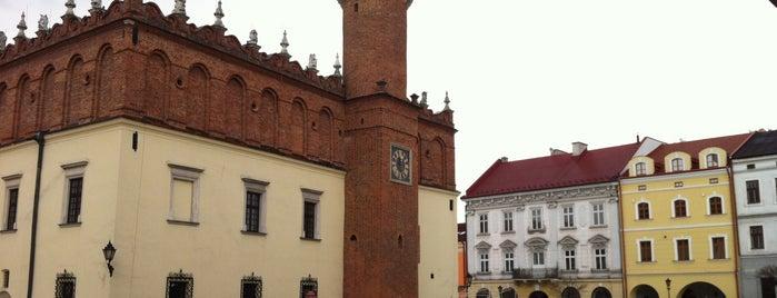 Rynek w Tarnowie is one of สถานที่ที่ Klaudia ถูกใจ.