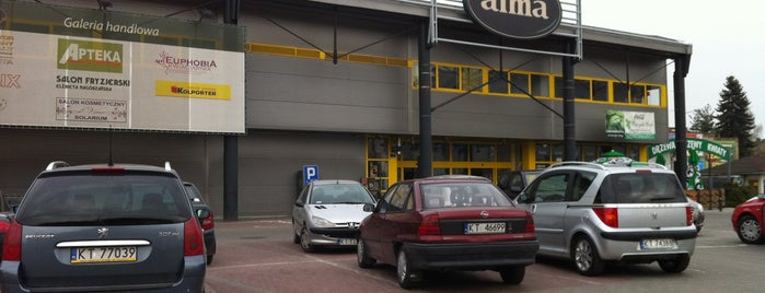 Alma Tarnów is one of สถานที่ที่ Klaudia ถูกใจ.