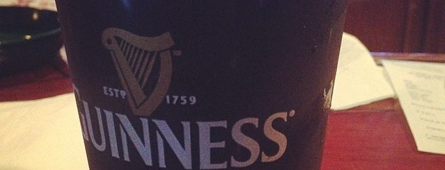 Finnegan's Irish Pub is one of National Redskins Rally Bars.