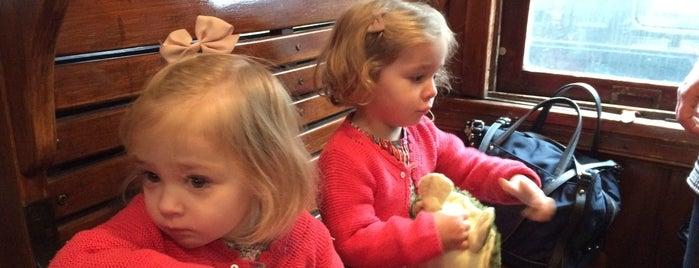 El Tren De La Navidad is one of MADRID ★ Actividades con Niños ★.
