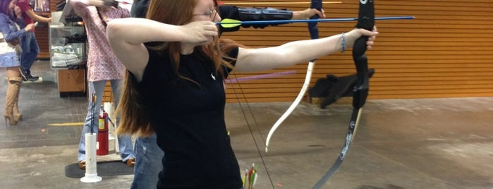Texas Archery Academy is one of Kevin: сохраненные места.
