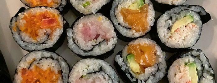 Daigo Sushi Roll Bar is one of Brooklyn.