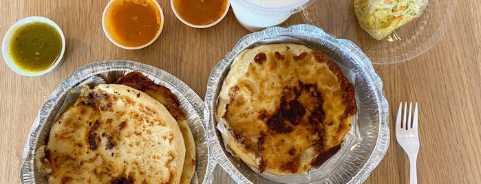 Pupusas Ridgewood is one of Lugares guardados de Michelle.