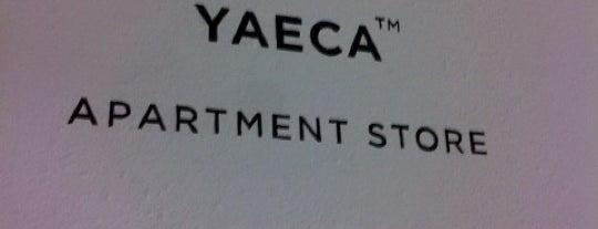 YAECA APARTMENT STORE is one of Tokyo.