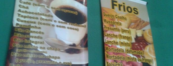 Sabor de Marília is one of CAFE.