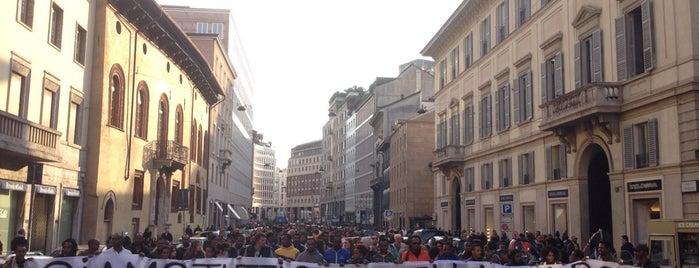 Corso Venezia Milano is one of Italy 🇮🇹.