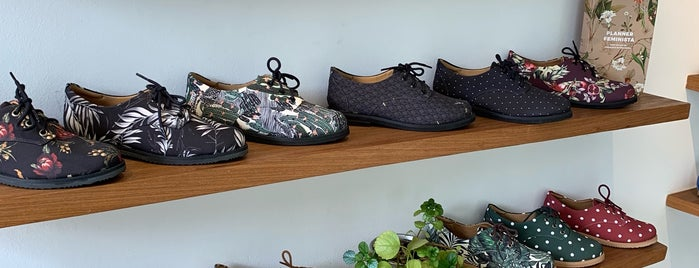Insecta Shoes is one of SP Junho 2017.