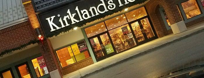 Kirkland's is one of Ameg'in Beğendiği Mekanlar.