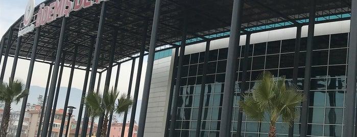 Ödemiş 250 Yataklı Devlet Hastanesi İnşaatı is one of Orte, die Brc 🌼 gefallen.