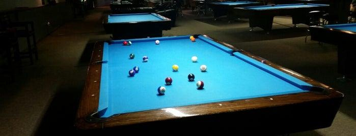Rack'em Billiards is one of Denver Trip Indoor Ideas.