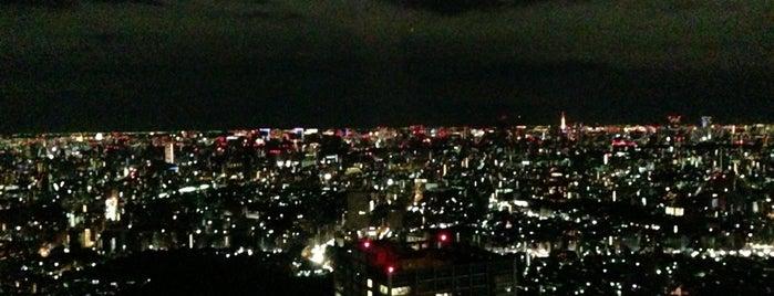サンシャイン60 展望台 is one of 日本夜景遺産.