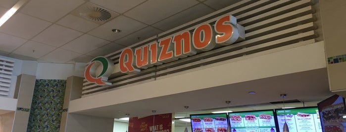 Quiznos is one of Bernaさんのお気に入りスポット.