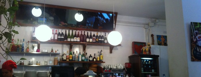 Venus Delicatessen is one of Tapas y birra.