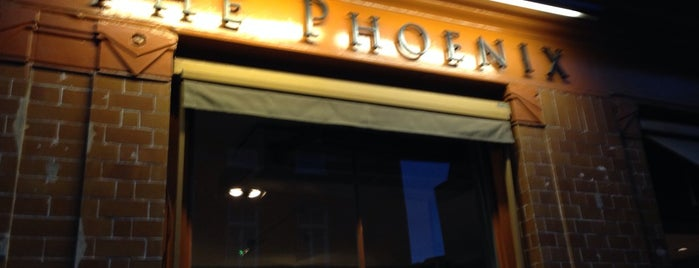 The Phoenix is one of London pubs.