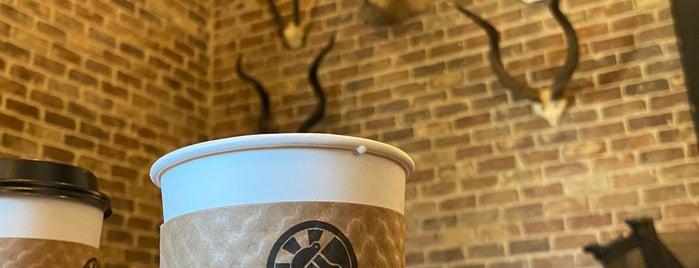 Chattahoochee Coffee Company is one of Atlanta.