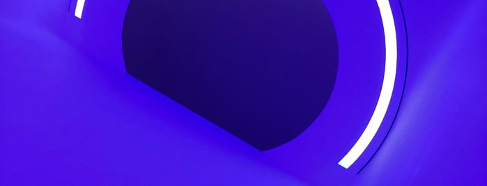 AKHOB by James Turrell is one of Las vegas.