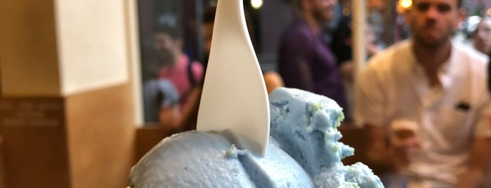 Van Leeuwen Ice Cream is one of NY List.