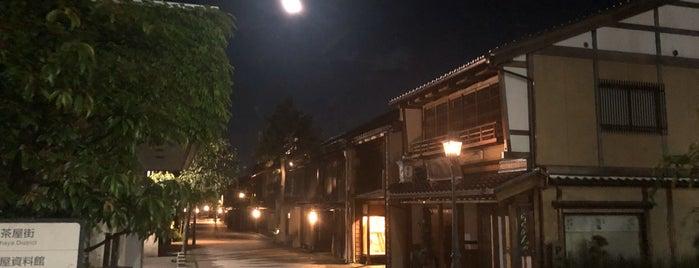 [10] にし茶屋(まちのりポート) is one of Ishikawa.