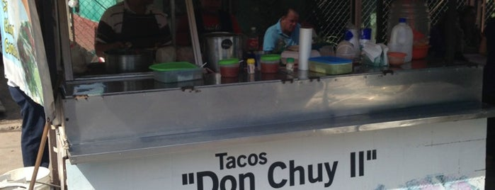 Tacos Don Chuy 2 is one of Mexico.