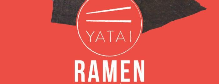 Yatai Ramen is one of Lugares favoritos de Itayedzin.