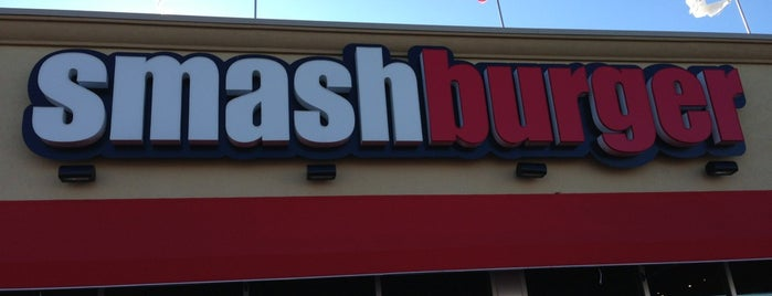 Smashburger is one of Tempat yang Disukai Jason.