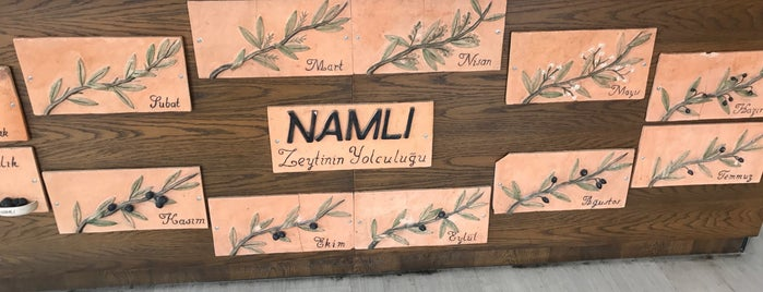 Namli Zeytin Urunleri is one of Orte, die CemCingiloglu gefallen.