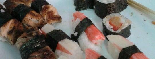Mercearia Tokyo is one of Vamo comer.