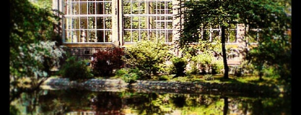 De Hortus is one of Amsterdam.