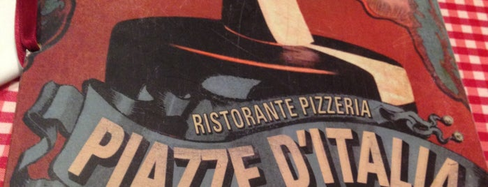 Piazze d'Italia is one of Italian.