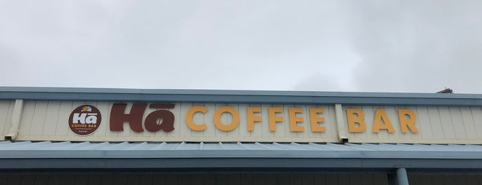 Ha Coffee Bar is one of Kauai.