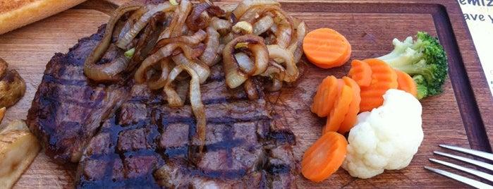 Kıbet Steak House is one of Kıbrıs.
